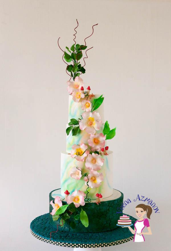 Wedding Cakes In Israel
